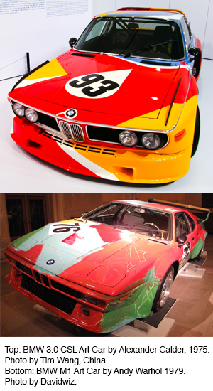 HAC.BMW.art.cars